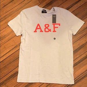 Abercrombie logo T-shirt